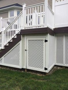 13 Most Stunning Deck Skirting Ideas to Try at Home  2019  Deck Skirting Ideas  If your deck or deck rises also a little above grade level its best to get rid of the underside with landscaping skirting or various other methods. Discover more below. #deckskirtingideas #deckideas #howtoputlatticeunderadeck  The post 13 Most Stunning Deck Skirting Ideas to Try at Home  2019 appeared first on Deck ideas.