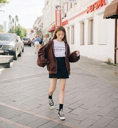 #Women Korean Fashion #Simple Outstanding Women Korean Fashion #koreanfashion Fashion Trends, Fashion Design, Fashion Outfits, Daily Fashion, Korean Fashion, Fashion Looks, Hipster, Style, Swag