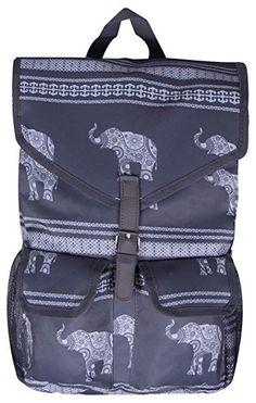 Trendy Backpack Cute Pattern Design For Lady Ntp1 Ele Gw