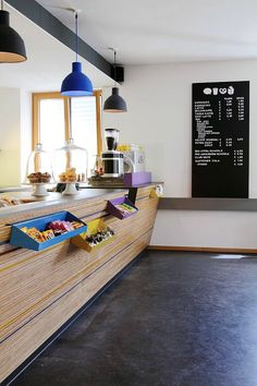 Mundvoll Café + Grocery Store by Joint Perspectives