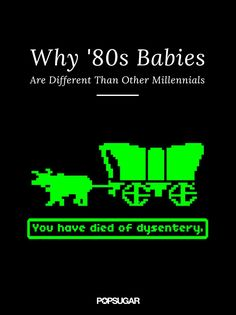 Why '80s Babies Are Different Than Other Millennials
