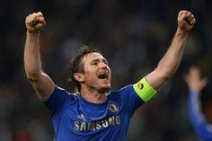 @Lampard #9ine Premier League, Chelsea, Blues, Soccer, Running, Sports, Beginning Sounds, Hs Sports, Football