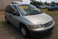 2000 CHRYSLER VOYAGER  For more information call Mr. D (713) 249-7158 Chrysler Voyager, Trucks, Cars, Vehicles, Autos, Truck, Car, Car, Automobile