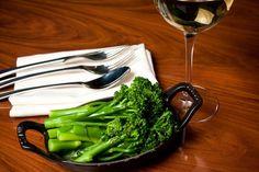 broccolini at STK