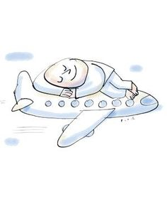 How to Sleep on a Plane - Try these tips to catch some shut-eye on your next flight.