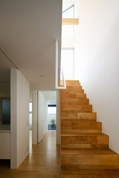 M house - Atelier Tekuto Perth Western Australia, Stairs, Architecture, Small Houses, Detail, Home Decor, Ladders, Little Cottages, Staircases
