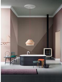Decorare con il colore • Styling Alessandra Salaris • Photo Beppe Brancato