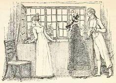 Jane Austen - Orgoglio e pregiudizio, Vol. III - cap. 2 (44)