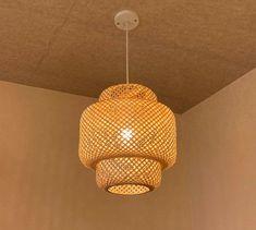 Bamboo Pendant LightRattan Pendant LightBamboo   Etsy Bamboo Pendant Light, Bamboo Light, Bamboo Lamp, Rustic Pendant Lighting, Cheap Pendant Lights, Rattan Light Fixture, Rattan Lamp, Light Fixtures, Dining Chandelier