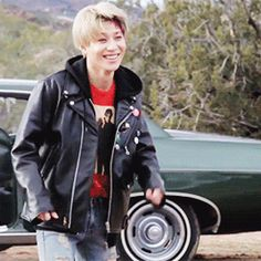 'Press it' MV Making Film #Shinee #Taemin