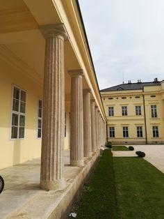 Fehérvárcsurgó: Károlyi-kastély Palaces, Castles, Mansions, House Styles, Building, Home Decor, Chateaus, Mansion Houses, Construction