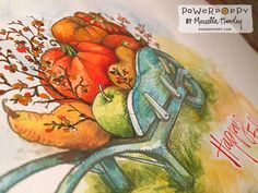 Power Poppy - The Blog: New Digi on the 5s: Fall Haul