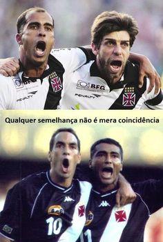 Felipe & Juninho Pernambucano - Edmundo & Romário
