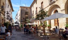 Javea Old town Dream weekends in the sun http://www.theserendipityexperience.com