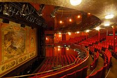 """See 95 photos and 15 tips from 1140 visitors to Raimund Theater. """"Twenty years after its acclaimed premiere, """"Elisabeth"""" is returning to Vienna, where. Theater, Concert Hall, Concert Venues, Theatre Design, Auditorium, Vienna, Lighting Design, Musicals, Stage"""