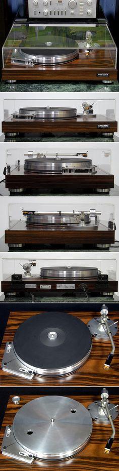 MICRO BL-91 Vinyl Turntable, Turntable Cartridge, Stereo Cabinet, Big Speakers, Speaker Amplifier, Audio Sound, High End Audio, Home Entertainment, Musik