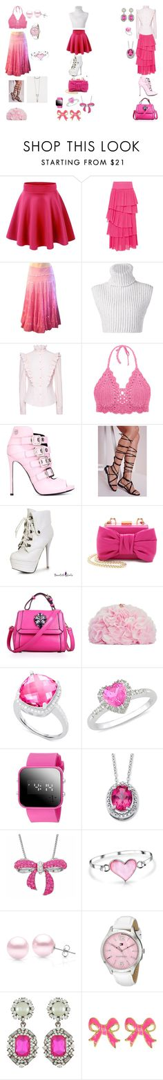 """pink!?!?!?!?!?!?!?!?!?!?!"" by mirandad18 ❤ liked on Polyvore featuring beauty, Sonia Rykiel, Baja East, Philosophy di Lorenzo Serafini, Philipp Plein, Missguided, Boutique Moschino, Relaxfeel, Betsey Johnson and Victoria Townsend"