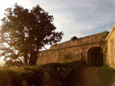 15/11/15: Luces del atardecer en el Fuerte de San Carlos. Santoña te espera!