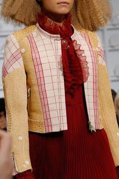 Schiaparelli Spring/Summer 2016 Couture Details   British Vogue