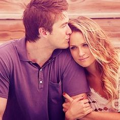 Clay and Quinn. Love!-One Tree Hill