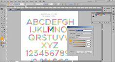 Multicolore FREE Font by Ivan Filipov, via Behance