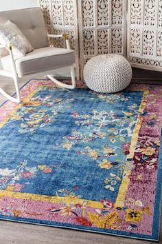Rugs USA - Area Rugs in many styles including Contemporary, Braided, Outdoor and Flokati Shag rugs.Buy Rugs At America's Home Decorating SuperstoreArea Rugs Art Deco Rugs, Floral Room, Turquoise Rug, Deco Blue, Art Deco Furniture, Furniture Outlet, Traditional Area Rugs, Rectangular Rugs, Rugs Usa