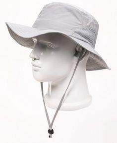 Faswin Sun Hat Outdoor Fishing Hat,Gray >>> Want additional info? Click on the image.
