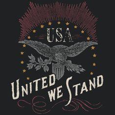 United We Stand  #America #USA