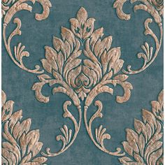 Seabrook Wallpaper MT81602 - Montage - All Wallcoverings - Collections - Residential Since 1910