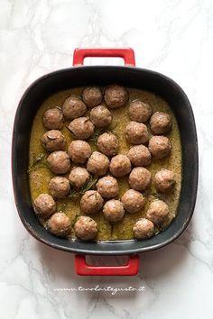 Polpette di carne al forno morbide e succose - Polpette al forno perfette!