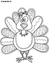 8 FREE Printable Thanksgiving Coloring Pages Holidays Pinterest