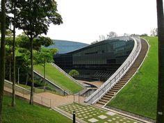 School of Art, Design and Media Building, Nanyang Technological University, Singapore