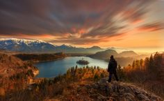 Standing on the edge by Arpan Das