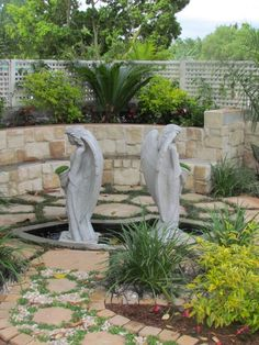 Landscaping Secret Life, Yard Landscaping, Roxy, Home Goods, Angels, Patio, Landscape, Outdoor Decor, Plants