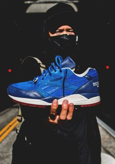 Distinct Life x Reebok Bolton DV  Blue Spirit  (via… c4c287630