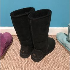 2605c43f8df 18 Best Tall UGGs images in 2013 | UGG Boots, Uggs, Boots