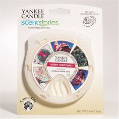 Yankee Candle Scentstories Merry Christmas Refill Disc *** To view further for this item, visit the image link. (This is an affiliate link) #HomeFragrance