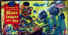 20000 LEAGUES UNDER THE SEA fantasy sci-fi adventure action classic poster game g wallpaper background