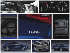 Audi A3 Sportback TCNG e-gas