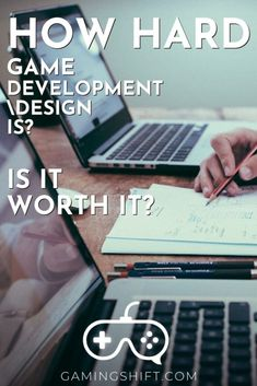 Are you considering getting into the game development business but not sure if it will be hard for you or not, or is it worth it to you? Check this article for an in-depth answer on how hard game development is and whatever it is worth it or not. #gamedev #gamedevelopment Unity Game Development, Mobile Game Development, Game Programming, All Video Games, Unity Games, Gaming Tips, Indie Games, Game Design, Teaching Kids