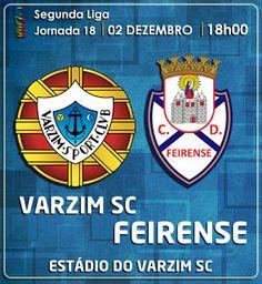 CLUBE DESPORTIVO FEIRENSE: Varzim vs Feirense | Antevisão