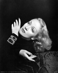 Good Old Days   marlene dietrich