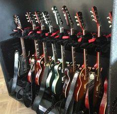 guitars aplenty