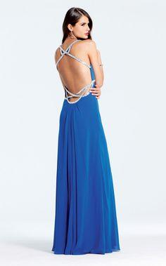Halter Backless Prom Dresses by Faviana Backless Homecoming Dresses, Open Back Prom Dresses, Semi Formal Dresses, Backless Dresses, Casual Day Dresses, Urban Dresses, Ball Dresses, Dresses Uk, Jumpsuit Dress