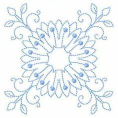 QuiltFlorals - Free Instant Machine Embroidery Designs   Quilt Motifs