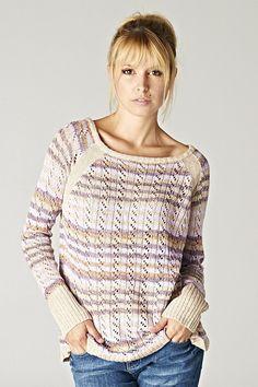 Knit Sweater by Emma Stine Limited
