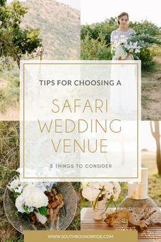 Considering a luxury safari wedding in South Africa? Top planner Candace Allan shares her tips for choosing the perfect bush venue! Safari Wedding, Lodge Wedding, Wedding Ceremony, Wedding Venues, Practical Wedding, Casual Wedding, South Africa Safari, Creative Wedding Inspiration, Wedding Company