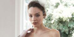 Klassisches Braut-Makeup mit leicht glänzenden Nude-Lippen