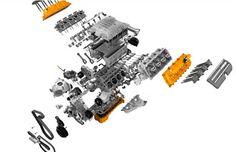 Dodge Hellcat Engine