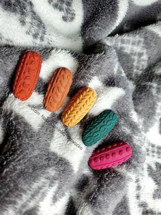 Fancy Nails, Trendy Nails, Cute Nails, Xmas Nails, Holiday Nails, Nail Art Designs Videos, Nail Designs, Gel Nail Art, Gel Nails